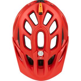 KED Trailon Kask rowerowy czerwony